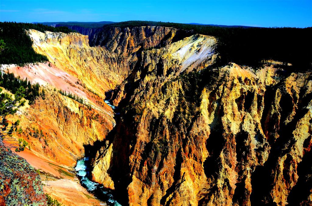 September 9<br /> <br /> Grand Canyon of the Yellowstone.