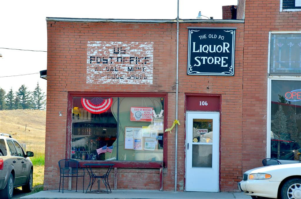 "September 4<br /> <br /> Wilsall Post Office is the the ""Old PO Liquor Store""."