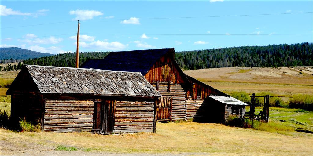 September 4<br /> <br /> Old homestake along the way