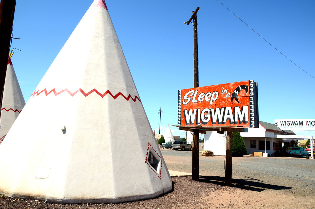 """The individual units are called ""wigwams;"" not ""rooms,"" ""tepees"" or ""cabins."" Wigwam number 1 was featured in the second episode of Oprah and Gayle's Big Adventure on Oprah's TV show.<br /> Nearby places of interest include Petrified Forest National Monument and Meteor Crater (Barringer Crater). Wigwam Village #6 is located on Historic Route 66, 811 West Hopi Drive, Holbrook, Arizona."""