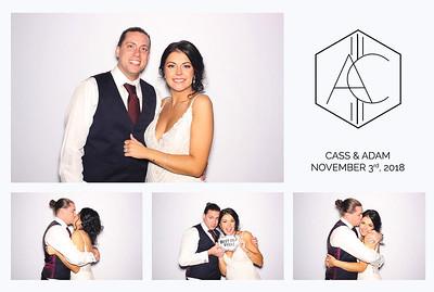 Cass + Adam