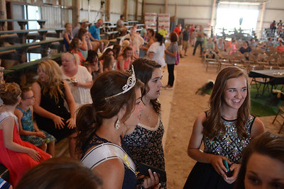 2015 Cass County 4H Fair Queen contest