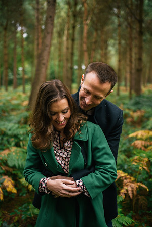 Cass and Mark - pre wedding shoot