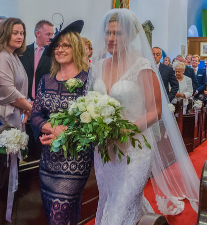 Cassia's Wedding and Guernsey 2017