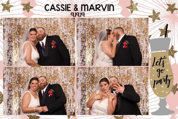 Cassie & Marvin 9.19.19