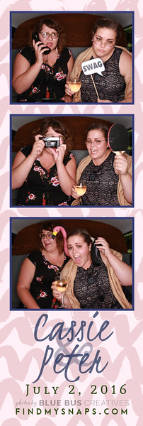 Snapping photos in the #PhotoSwagon at Cassie and Peter's wedding! Know someone in this photo? Be sure to head over and like our page so you can tag and share!  Love this photo? Order prints, canvases and more at findmysnaps.com/Cassie-peter!  Looking to have an awesome photo booth at your next event? Head to blueb.us for more info on the PhotoSwagon and our other awesome photo booths!