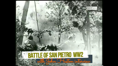 Cover picture (Battle of San Pietro WW2)
