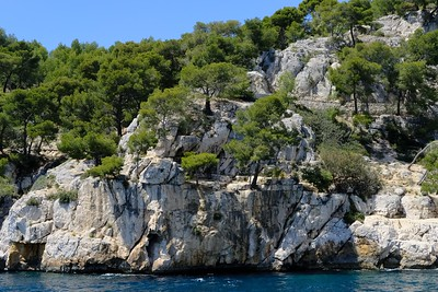 Cassis / parc national des Calanques