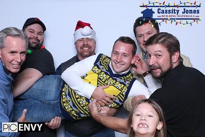 Cassity Jones Christmas '18