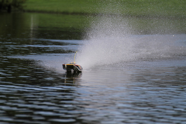Lake Mira Mar, Aug 7, 2012