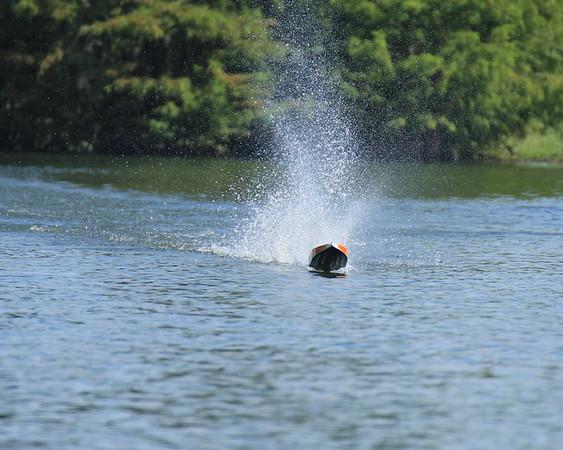 Lake Mira Mar, July 31, 2012