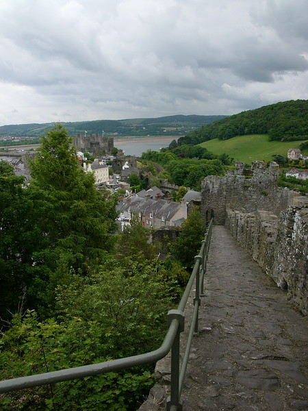 Castell Conwy - Conway Castle - 3