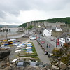 Castell Conwy - Conway Castle Harbour - 5