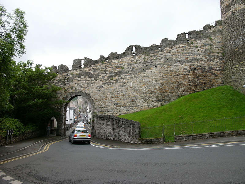 Castell Conwy - Conway Castle - 2
