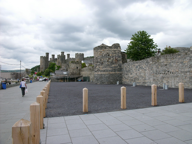 Castell Conwy - Conway Castle and Harbour - 6