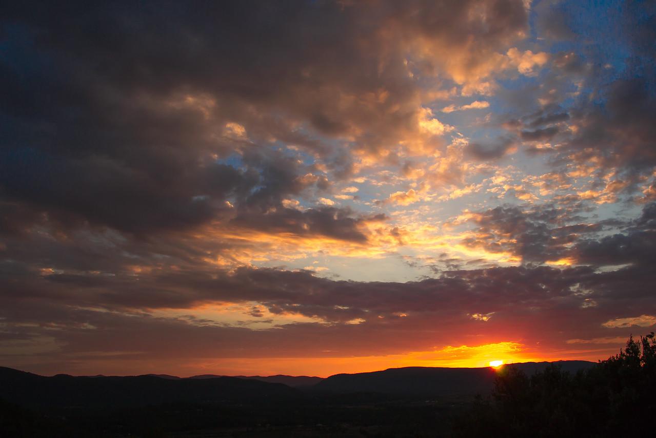 Sunset (variation)