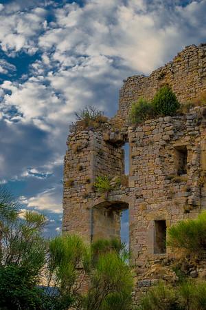Ciel et ruines