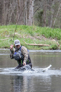 Gold Level Fishing Tournament 2017