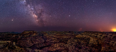 Litttle Grand Canyon Galactic View