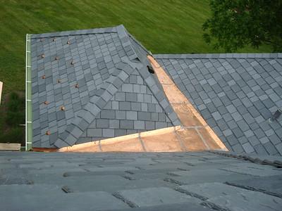 Castle Gray Multi-Width DaVinci Synthetic Slate Tiles