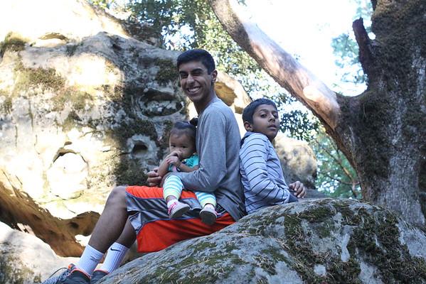 Castle-Rock-with-neighbor-kids