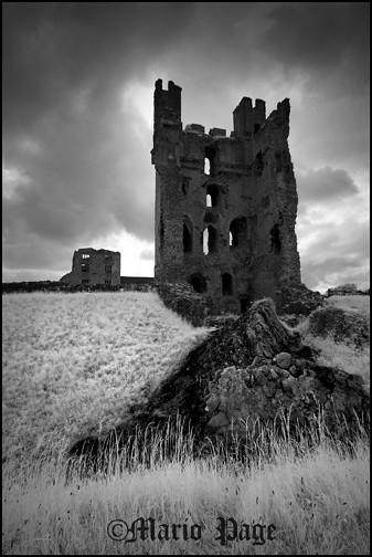Helmsley castle,Yorkshire, England