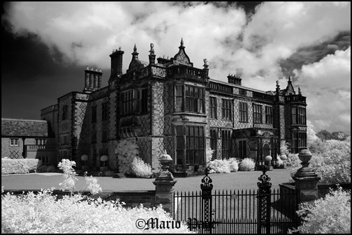 Arley hall, Cheshire, U.K