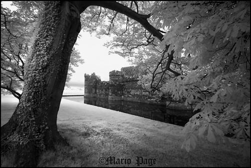 Beaumaris castle, North Wales, U.K