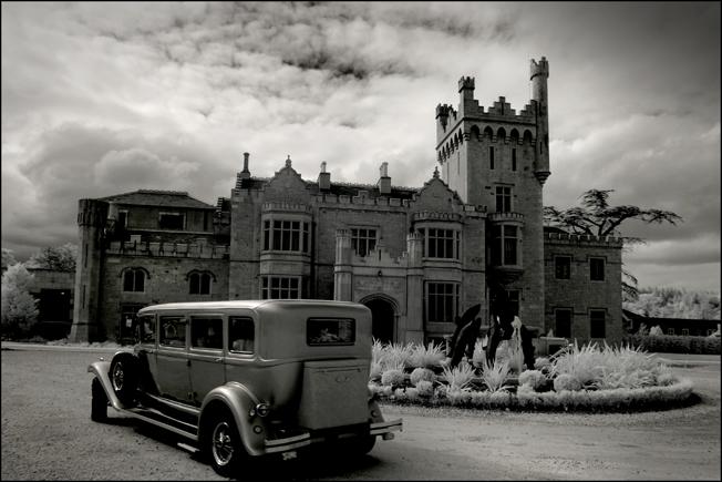Lough Eske castle, Co. Donegal, Ireland