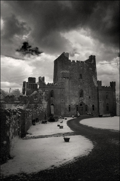 Leap castle, Co. Offaly, Ireland