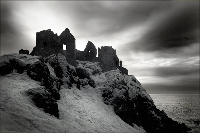 Dunluce castle, Co.Antrim, Northern Ireland