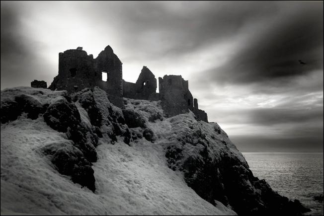 Dunluce castle, Co.Antrim, Northern Ireland