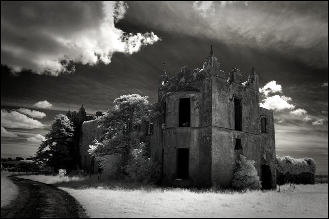 Ardfry house, Co.Galway, Ireland