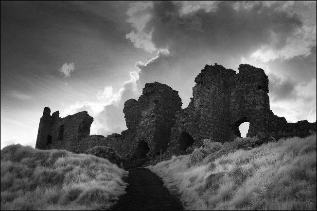 Rock of Dunamase, Co. Laois, Ireland