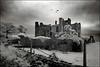 Clifden castle, Co. Galway, Ireland