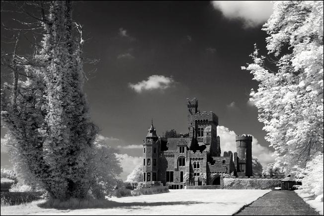 Humewood castle, Kiltegan, Co. Wicklow, Ireland