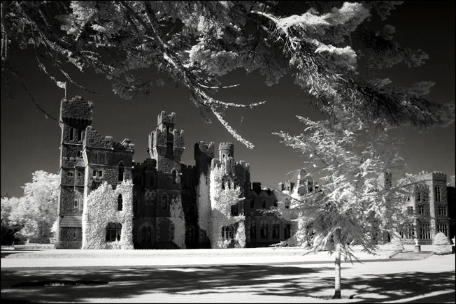 Ashford castle, Co. Mayo, Ireland