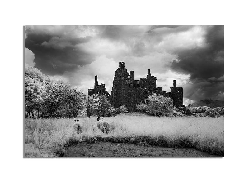 Kilchurn castle, Argyll, Scotland