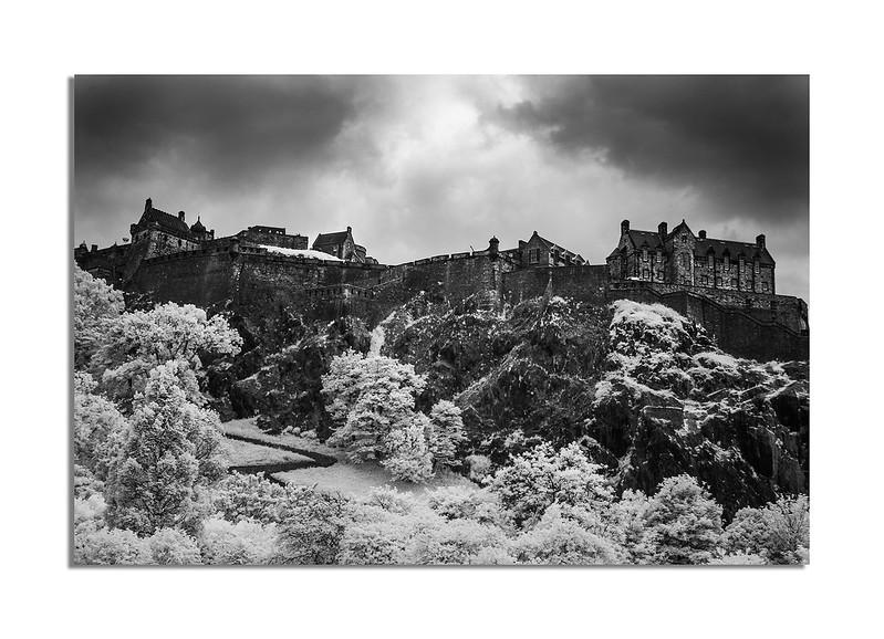 Edimburgh castle, Scotland