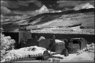 Urquhart castle,Scotland