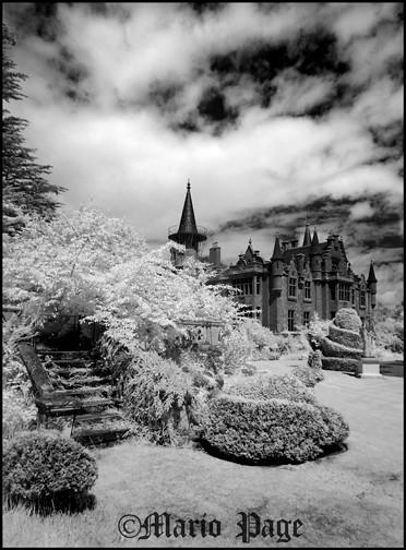 Ecclesgrieg house, Aberdeenshire,Scotland