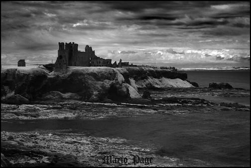 Tantallon castle, East Lothian, Scotland