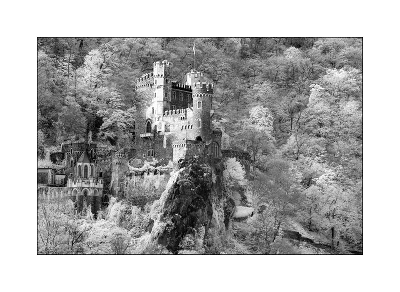 Rheinstein Castle, Rhine valley