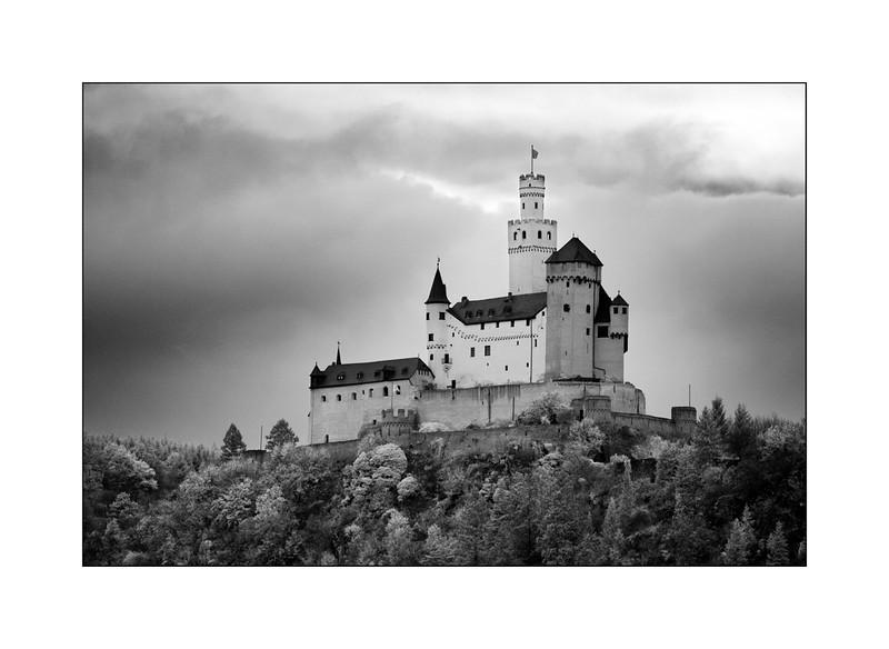 Schloss Marksburg, Braubach, Rhineland-Palatinate