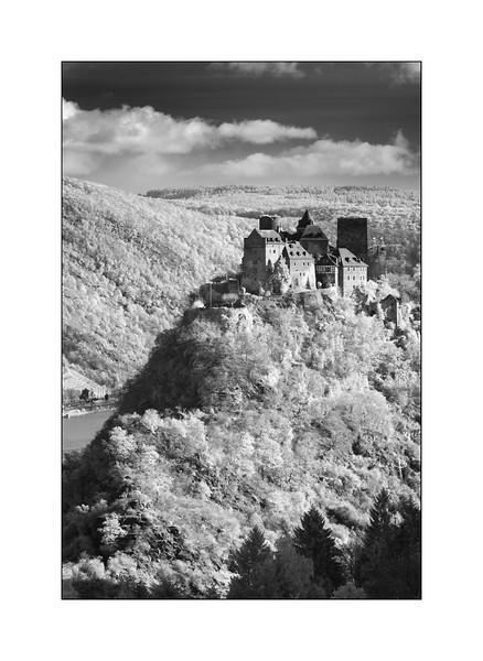 Castle Schönburg, Rhine Valley