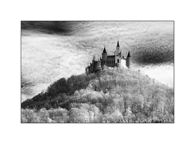 Burg Hohenzollern, Baden -Württemberg