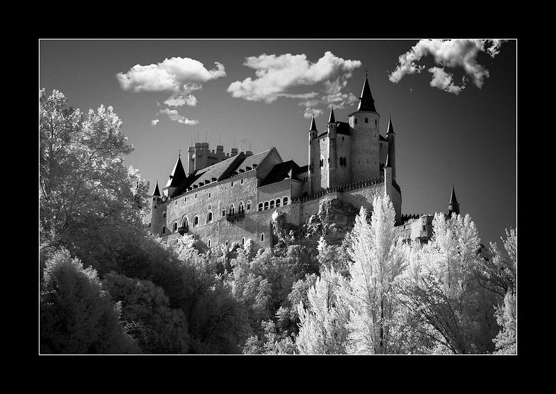 Alcazar de Segovia, Castille-et-Léon