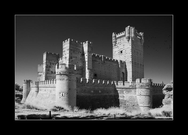 Castillo de la Mota, Valladolid, Castille-y-Léon