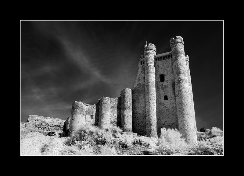 Castillo de Coyanza, Valencia de Don Juan, Léon