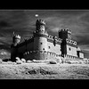 Castillo Manzanares el Real, Madrid